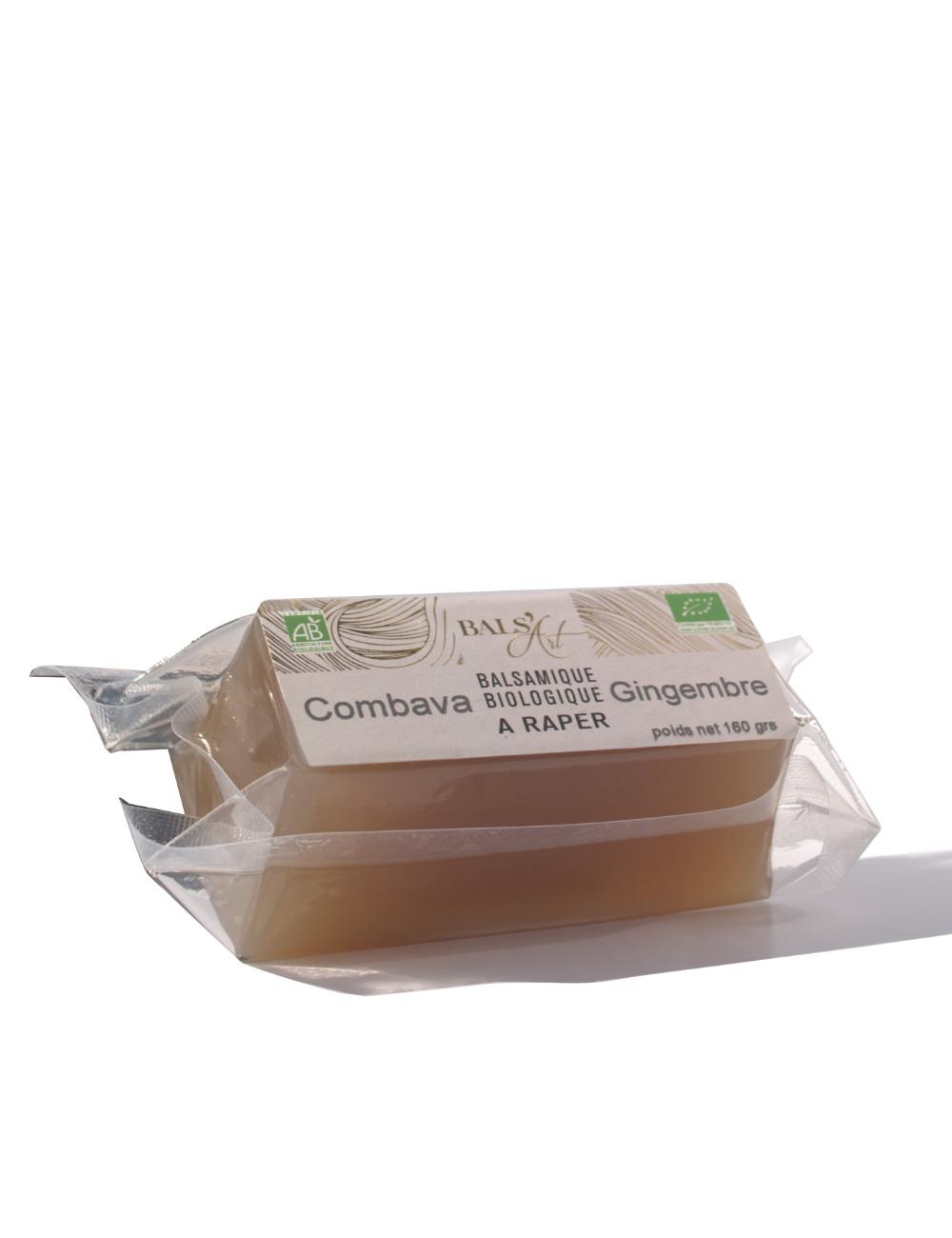 vinaigre balsamique à raper citron combava gingembre