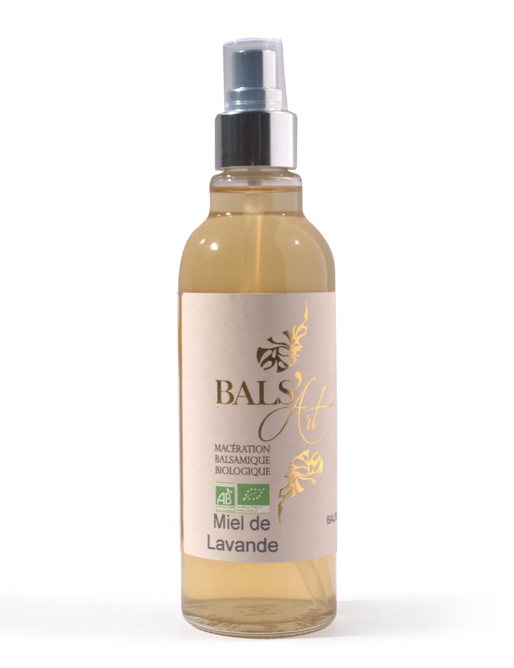 maceration balsamique miel-lavande